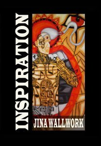 Inspiration (book cover) by Jina Wallwork
