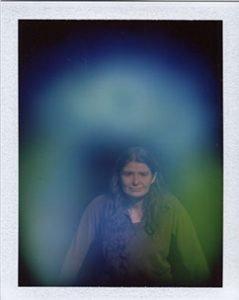 aura photograph of Jina Wallwork sept 2010