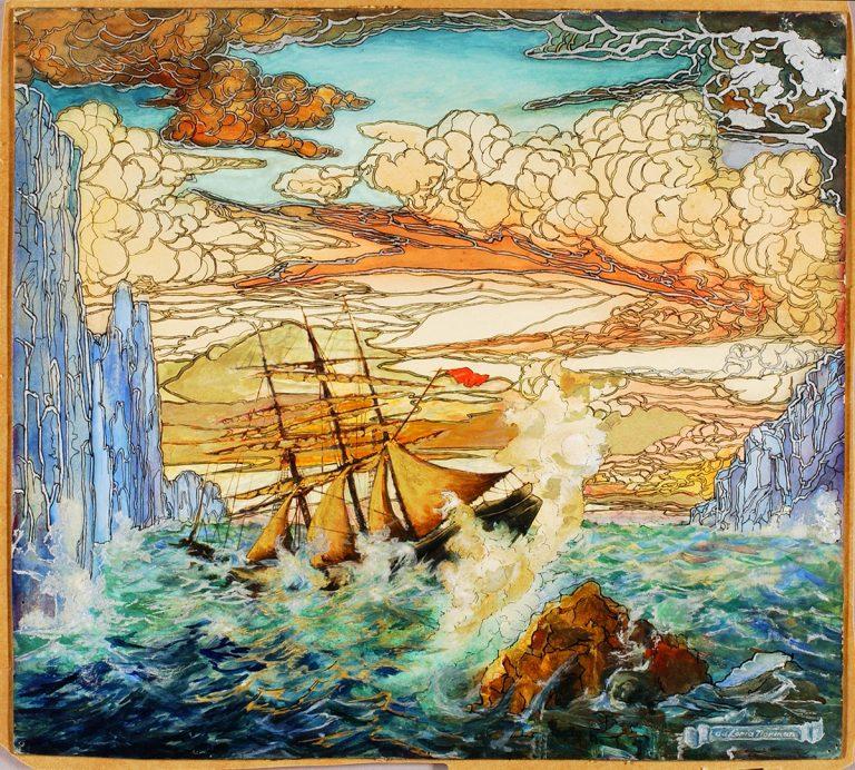 Shipwreck by Da Loria Norman